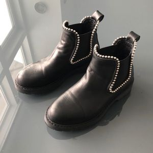 Super cute and super Italian Moto boots
